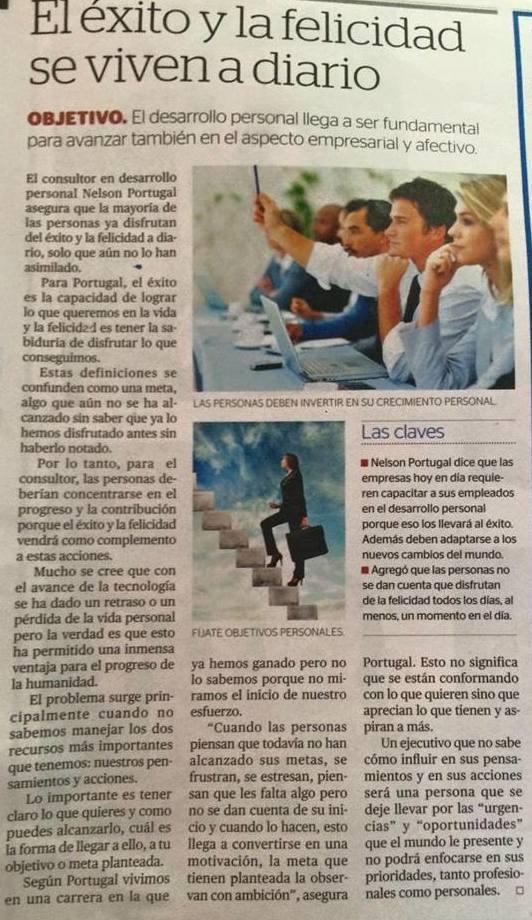 entrevista nelson portugal